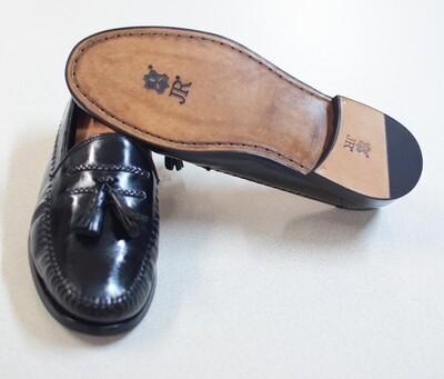 JR Premium Full Leather Soles & Heels