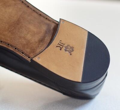 Men's Heels Re-crafting
