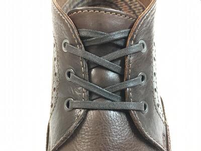 Waxed Flat Dress ShoeLaces