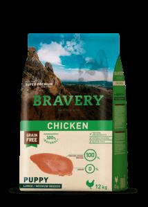 Bravery Chicken Medium & large Breed