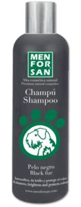 Men For San Shampooing Poil Noir