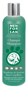 Men For San Shampooing Antiparasitaire et Insectifuge