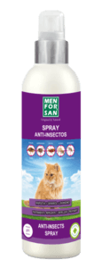Men For San Spray Anti-Insectes Pour Chat