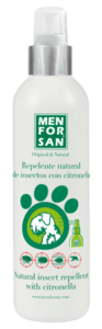 Men For San Spray Insectifuge Pour Chien