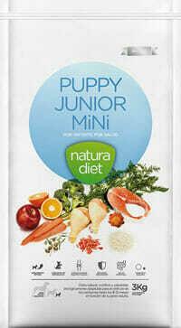 Natura Diet Puppy junior mini