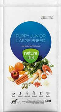 Natura Diet Puppy Junior Large Breed