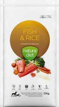 Natura Diet Fish & Rice