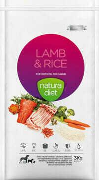 Natura Diet Lamb & Rice