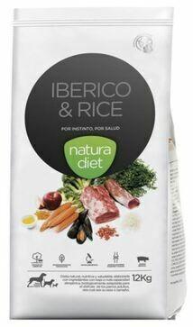 Natura Diet Iberico & Rice