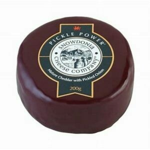 Snowdonia Pickle Power Cheese
