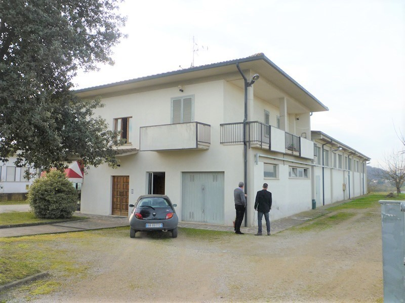 SANTA MARIA DI SETTE. Complesso industriale con abitazione