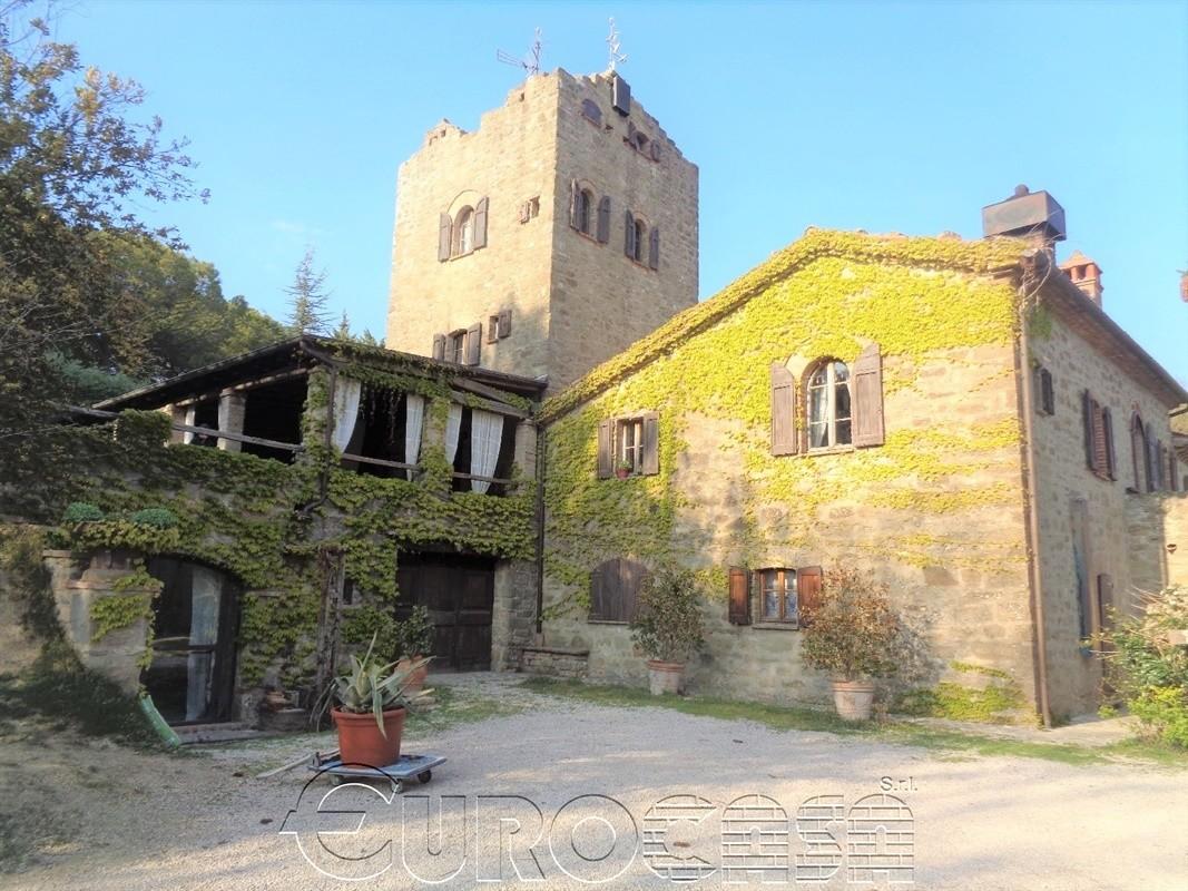 UMBERTIDE. Antico borgo medioevale con destinazione ricettiva