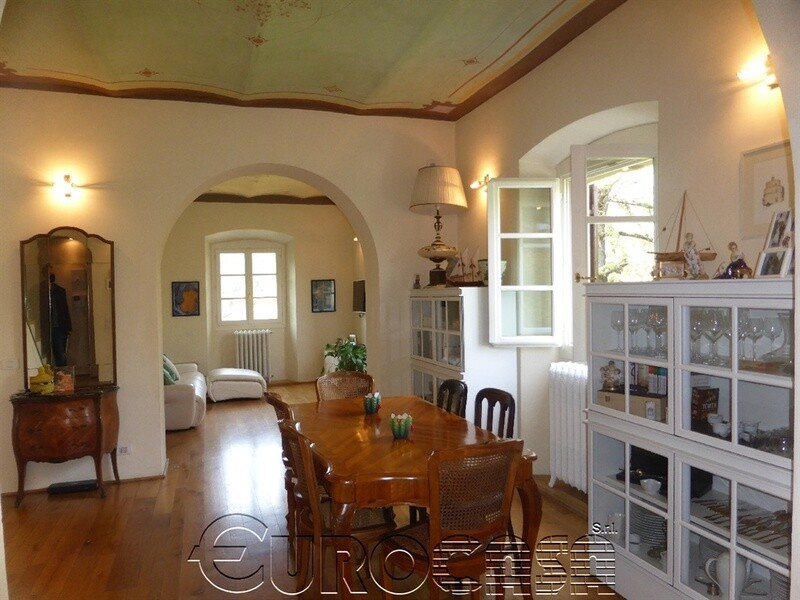 UMBERTIDE. Elegante appartamento di 155 mq su palazzo storico