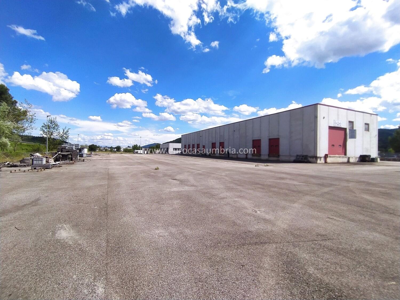 PROMANO. Capannone industriale di 1800 mq di recente costruzione