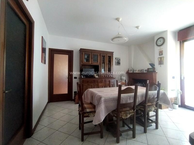 MADONNA DEL LATTE. Appartamento di mq 90 in piccola palazzina