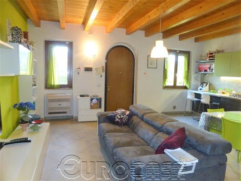 UMBERTIDE. Appartamento indipendente di 85 mq in classe energetica A