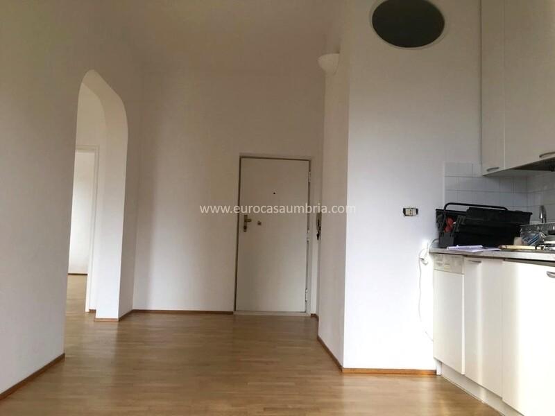 PERUGIA. Appartamento di 45 mq completamente ristrutturato e con vista panoramica