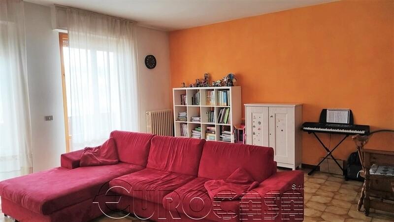 UMBERTIDE. Appartamento di 115 mq in zona Parco Ranieri