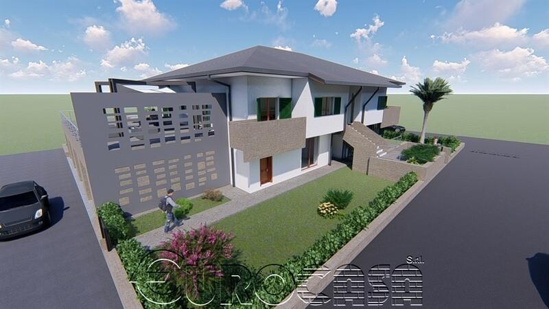 UMBERTIDE. Appartamenti di nuova realizzazione