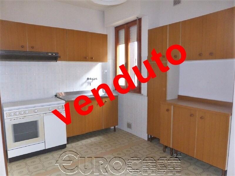 UMBERTIDE. Appartamento di 105 mq in zona centrale