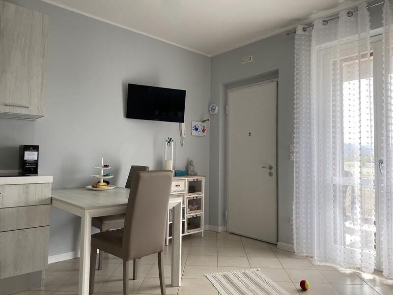 TRESTINA. Appartamento indipendente di 55 mq di nuova costruzione