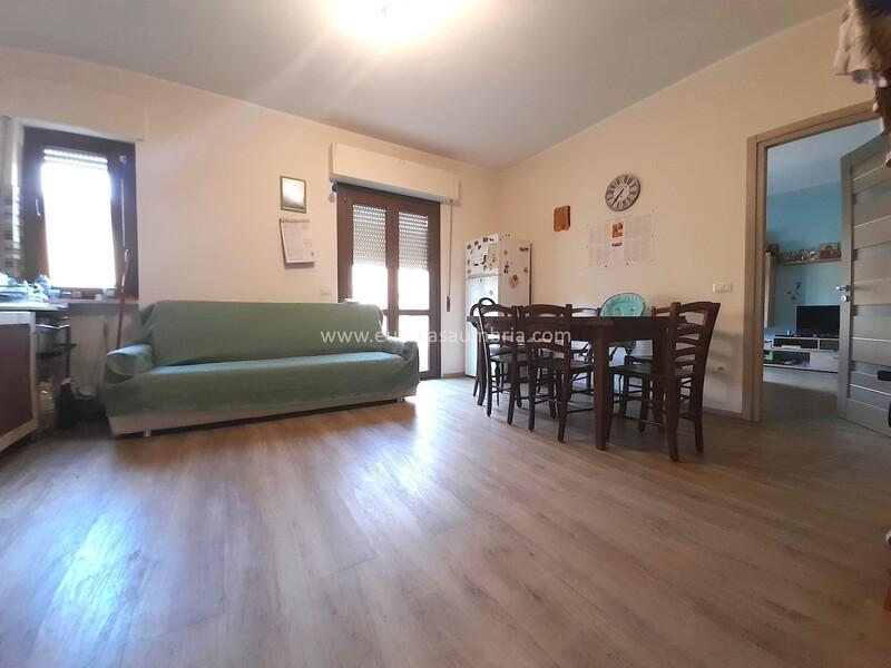 CASELLA. Appartamento ristrutturato di 80 mq in piccola palazzina
