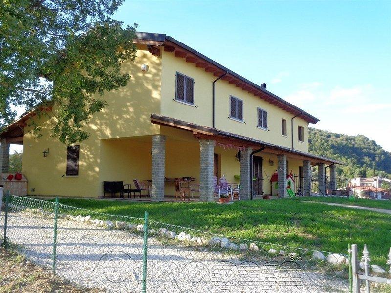 LOC. LA BRUNA. Abitazione di 110 mq in villa di nuova costruzione