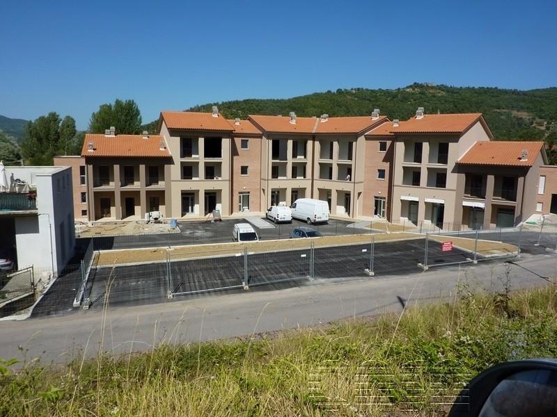 LISCIANO NICCONE. Appartamenti di nuova costruzione