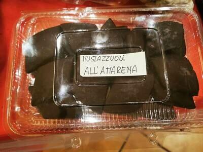 Mustazzuoli all'Amarena artigianali