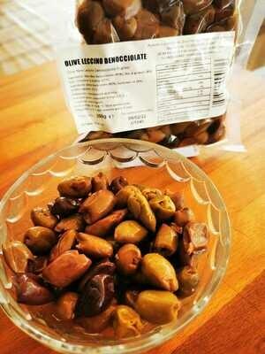 Olive Leccino denocciolate ideali per aperitivo