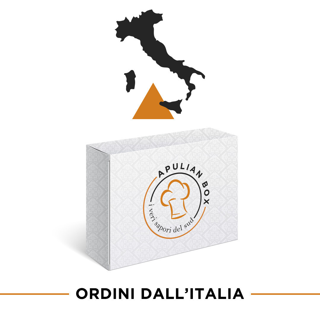 ApulianBox (solo ordini dall'Italia /orders from Italy only)