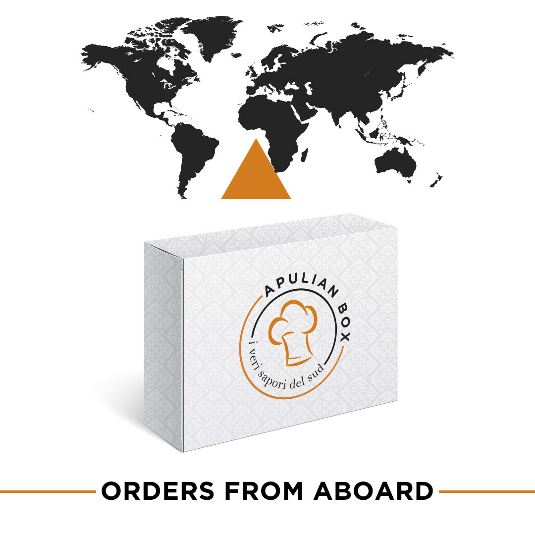 ApulianBox (orders from abroad)