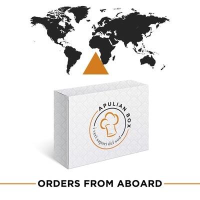 ApulianBox (Spedizione in Europa)