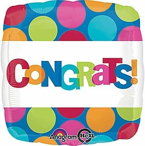 Anagram Congrats Dots