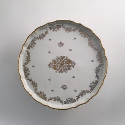 French Porcelain Cake Stand