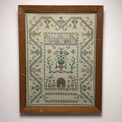 Framed Sampler
