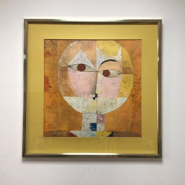 Paul Klee Reproduction