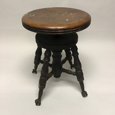 Charles Parker Piano Stool