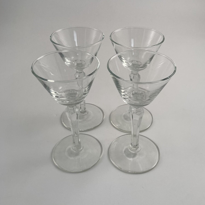 Liquor Glasses Set Of 4