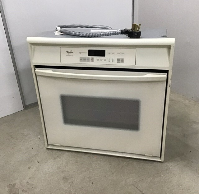 Whirlpool 30 Inch Electric Wall Oven
