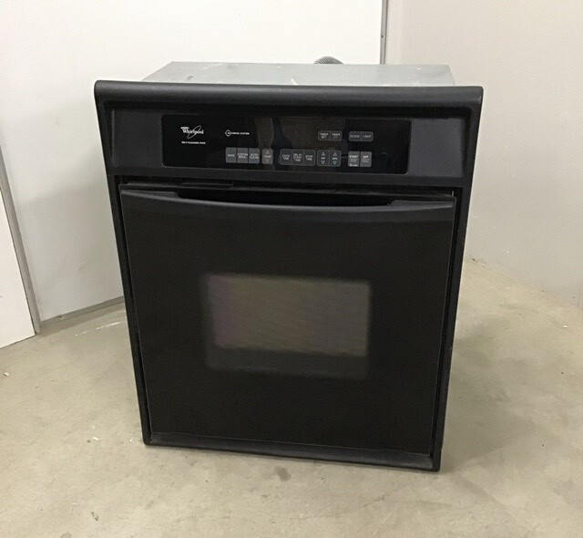 Whirlpool 24 Inch Electric Wall Oven