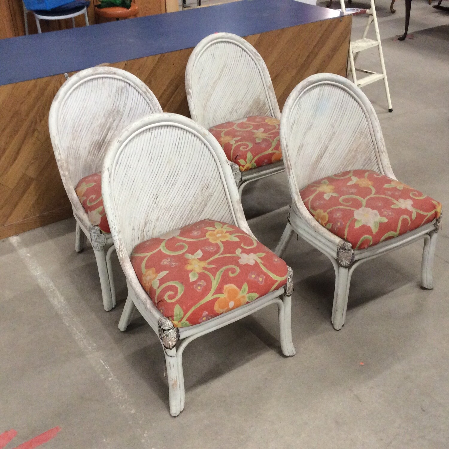 Set of 4 Patio Chairs