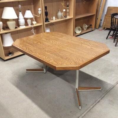 Mid-Century Modern Style Kitchen Table