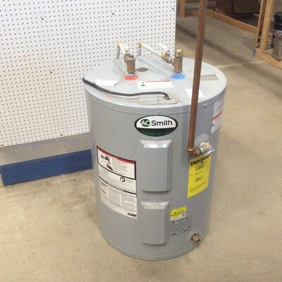 AO Smith 38 Gallon Low Boy Electric Water Heater