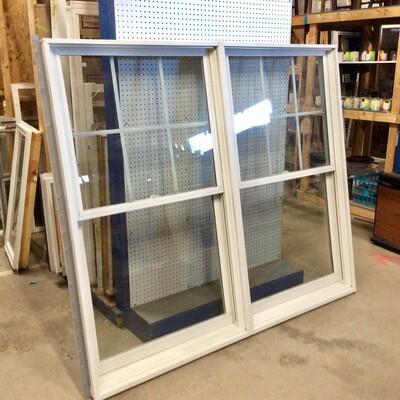 Large Double Window