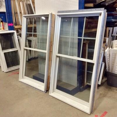 Tall Single Windows ($85 each)