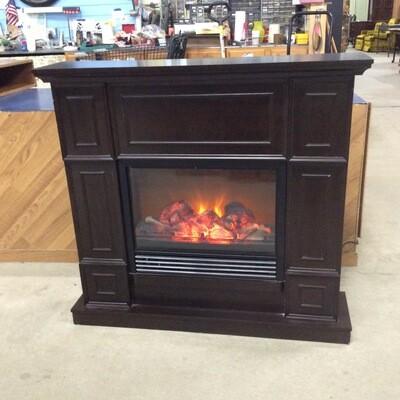 Decorative Electric Fireplace/Heater