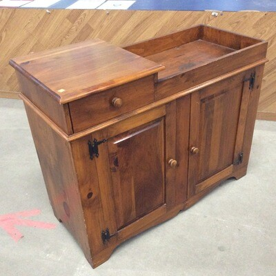 Solid Wood Dry Sink