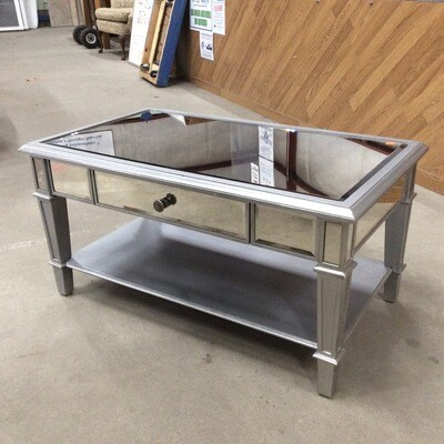 Mirrored Coffee Table from Pier One