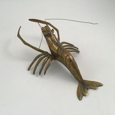 Brass Shrimp
